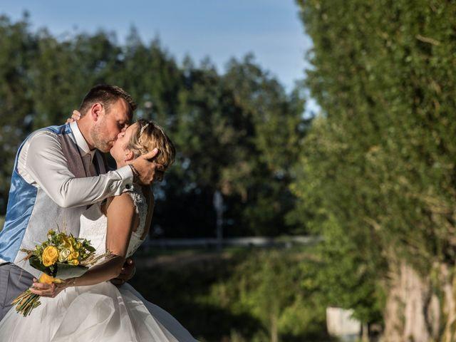 Le mariage de Sébastien et Julie à Château-l'Évêque, Dordogne 29