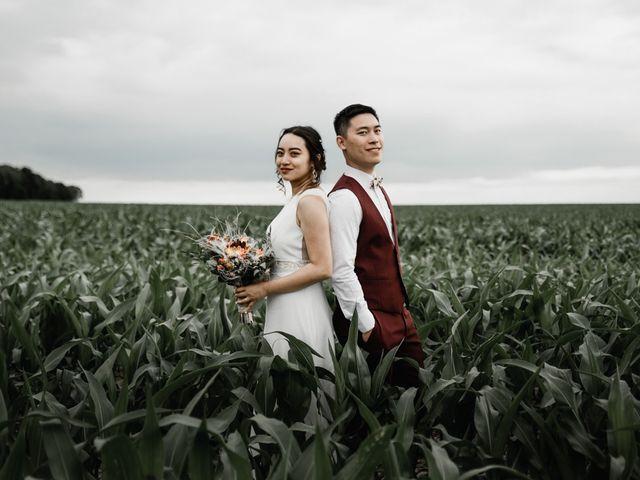Le mariage de Thierry et Emilie à La Chapelle-Iger, Seine-et-Marne 83