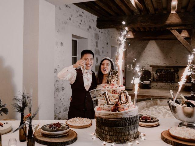 Le mariage de Thierry et Emilie à La Chapelle-Iger, Seine-et-Marne 105