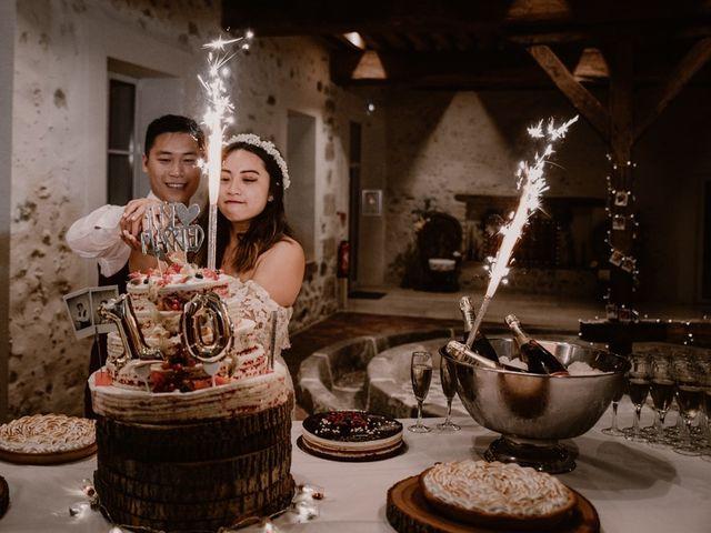 Le mariage de Thierry et Emilie à La Chapelle-Iger, Seine-et-Marne 106