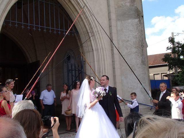 Le mariage de Pierre et Lorène à Lunéville, Meurthe-et-Moselle 7