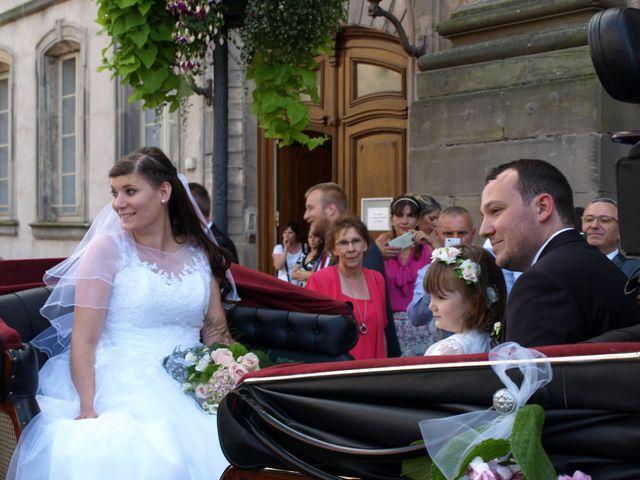 Le mariage de Pierre et Lorène à Lunéville, Meurthe-et-Moselle 16