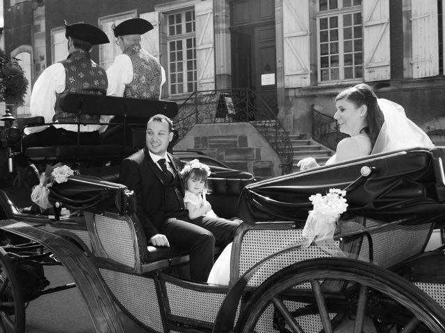 Le mariage de Pierre et Lorène à Lunéville, Meurthe-et-Moselle 22