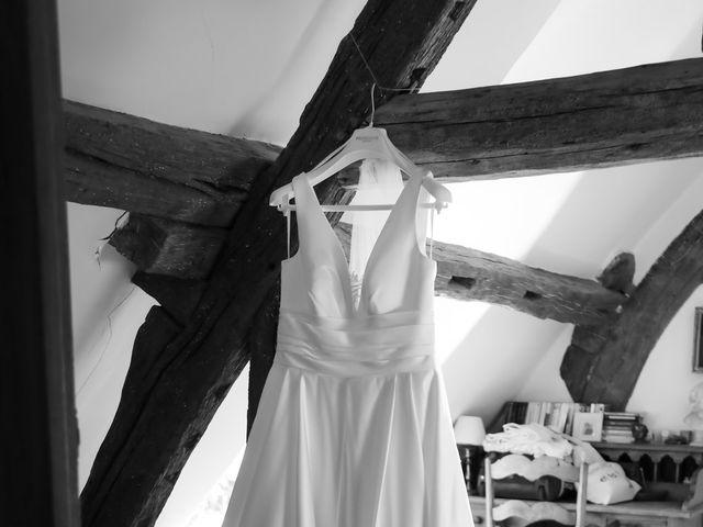 Le mariage de Nicolas et Camille à Saint-Léger-en-Yvelines, Yvelines 5