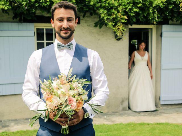 Le mariage de Nicolas et Camille à Saint-Léger-en-Yvelines, Yvelines 25