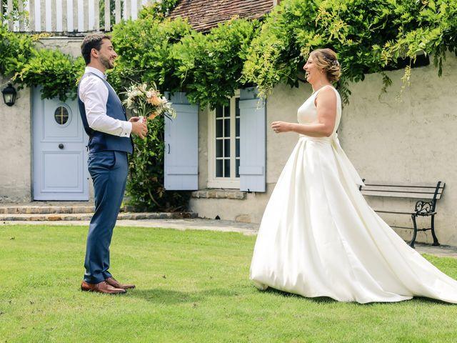 Le mariage de Nicolas et Camille à Saint-Léger-en-Yvelines, Yvelines 26