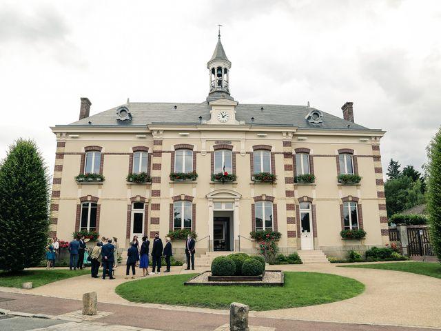 Le mariage de Nicolas et Camille à Saint-Léger-en-Yvelines, Yvelines 28