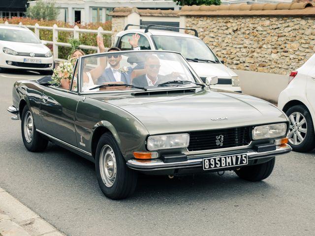Le mariage de Nicolas et Camille à Saint-Léger-en-Yvelines, Yvelines 32