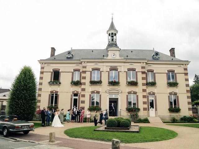 Le mariage de Nicolas et Camille à Saint-Léger-en-Yvelines, Yvelines 36