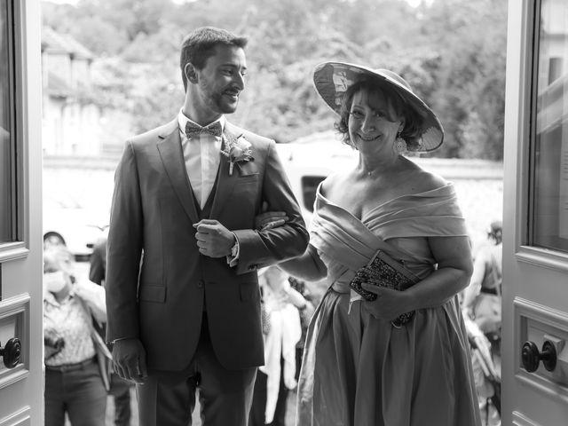 Le mariage de Nicolas et Camille à Saint-Léger-en-Yvelines, Yvelines 40