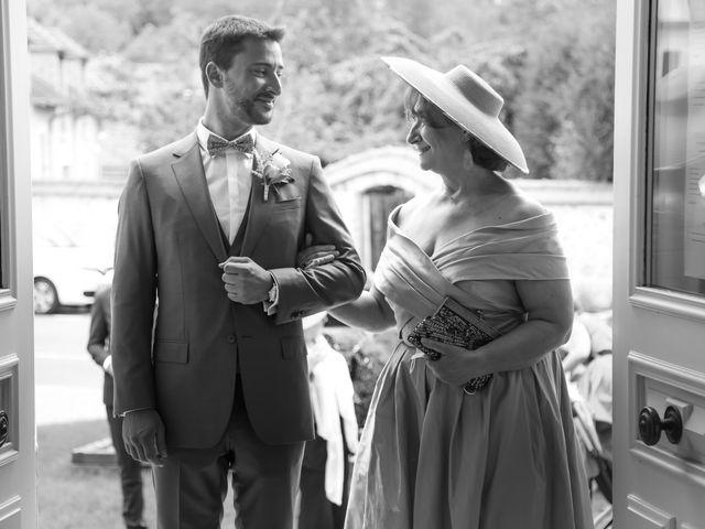 Le mariage de Nicolas et Camille à Saint-Léger-en-Yvelines, Yvelines 41