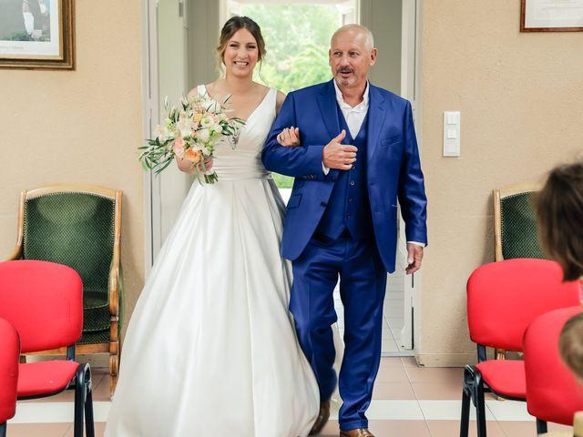 Le mariage de Nicolas et Camille à Saint-Léger-en-Yvelines, Yvelines 44