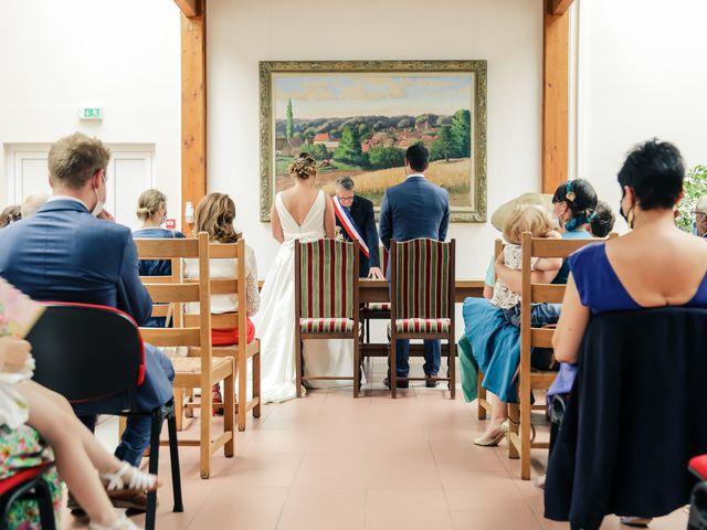 Le mariage de Nicolas et Camille à Saint-Léger-en-Yvelines, Yvelines 47