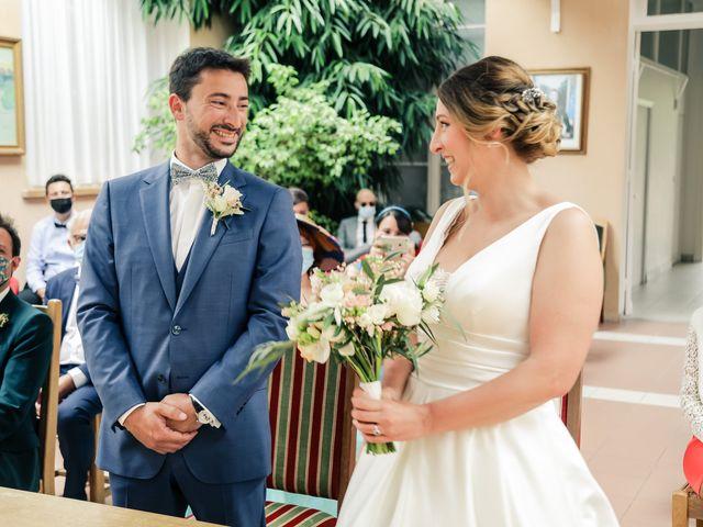 Le mariage de Nicolas et Camille à Saint-Léger-en-Yvelines, Yvelines 53