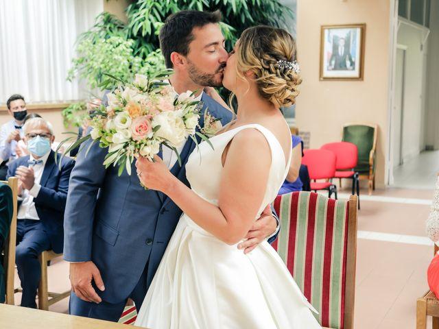 Le mariage de Nicolas et Camille à Saint-Léger-en-Yvelines, Yvelines 54