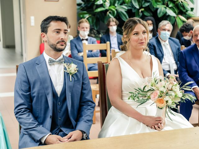 Le mariage de Nicolas et Camille à Saint-Léger-en-Yvelines, Yvelines 57