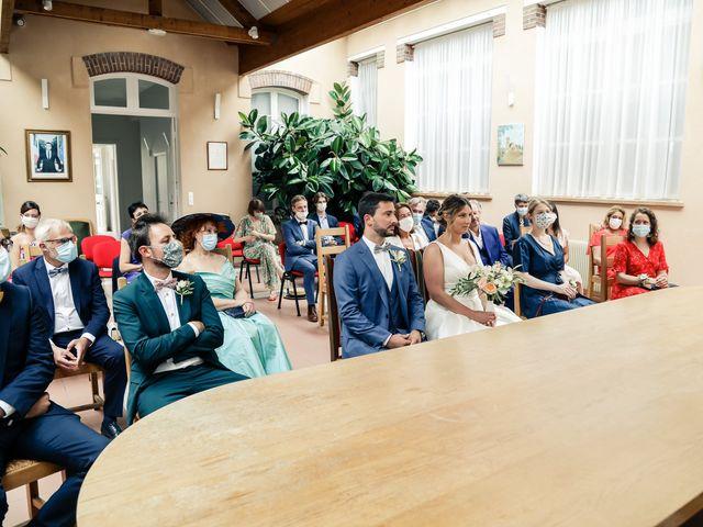 Le mariage de Nicolas et Camille à Saint-Léger-en-Yvelines, Yvelines 59