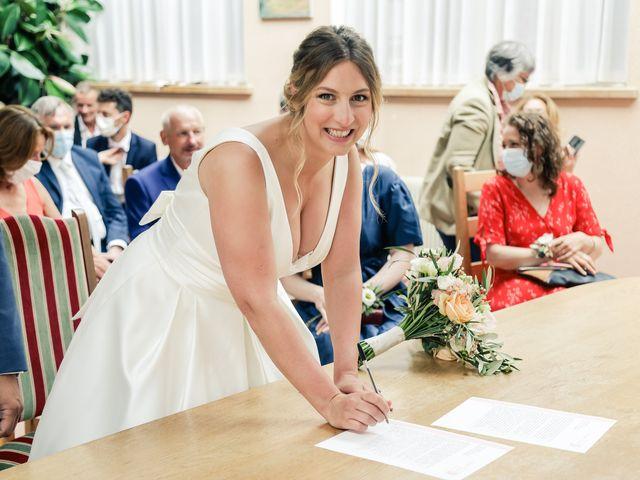 Le mariage de Nicolas et Camille à Saint-Léger-en-Yvelines, Yvelines 61