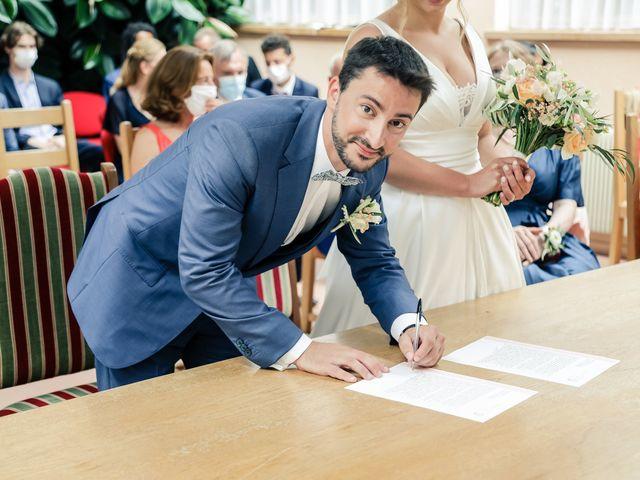 Le mariage de Nicolas et Camille à Saint-Léger-en-Yvelines, Yvelines 62
