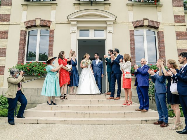 Le mariage de Nicolas et Camille à Saint-Léger-en-Yvelines, Yvelines 66