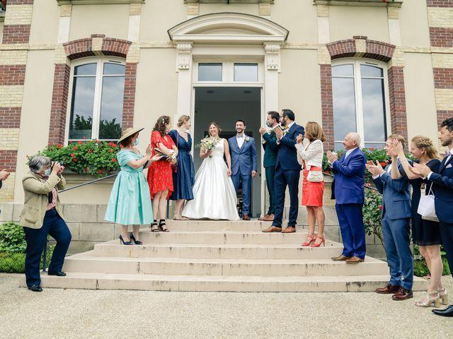 Le mariage de Nicolas et Camille à Saint-Léger-en-Yvelines, Yvelines 67