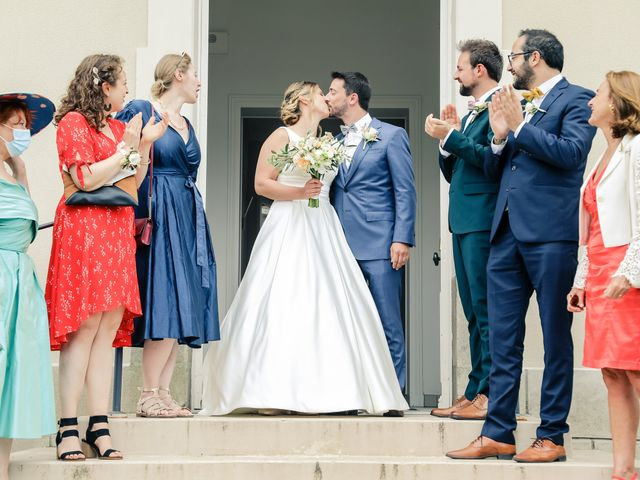 Le mariage de Nicolas et Camille à Saint-Léger-en-Yvelines, Yvelines 68