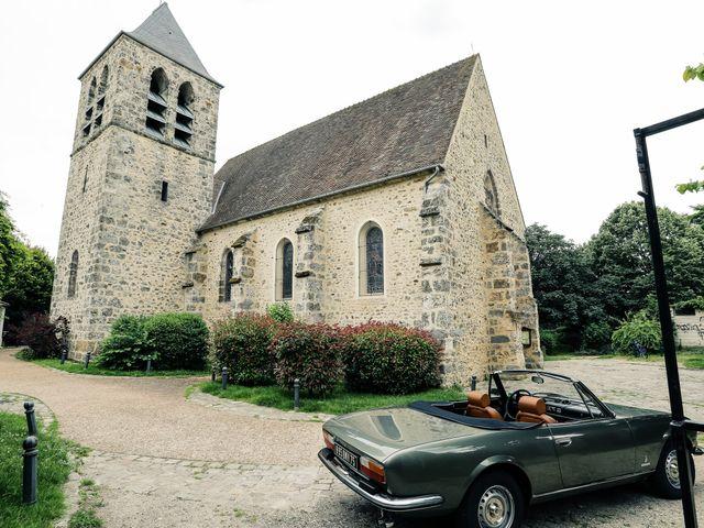 Le mariage de Nicolas et Camille à Saint-Léger-en-Yvelines, Yvelines 70