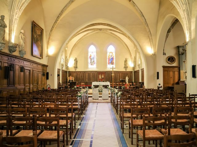 Le mariage de Nicolas et Camille à Saint-Léger-en-Yvelines, Yvelines 71