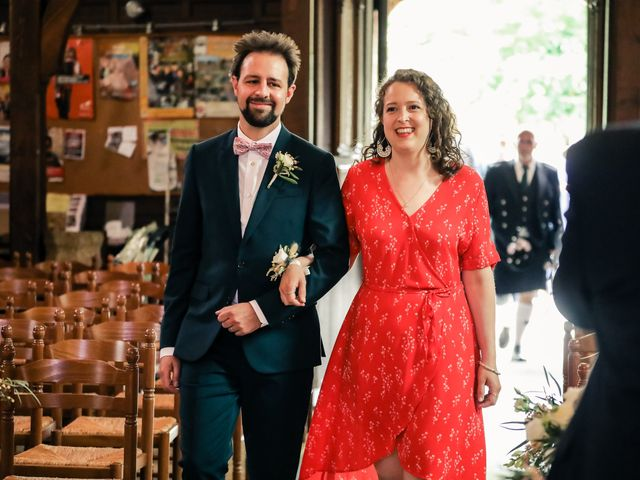 Le mariage de Nicolas et Camille à Saint-Léger-en-Yvelines, Yvelines 79