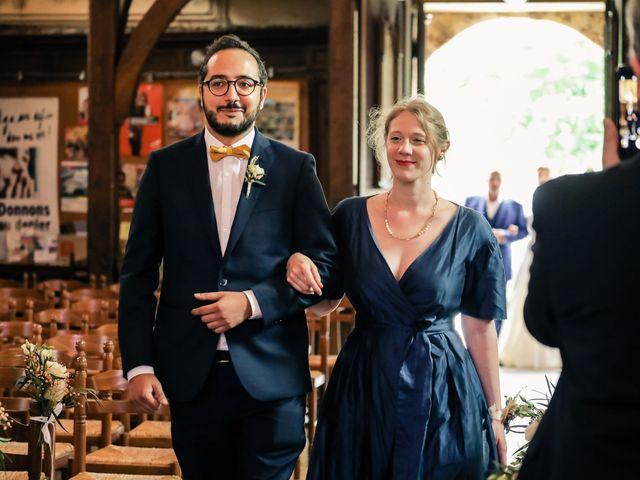 Le mariage de Nicolas et Camille à Saint-Léger-en-Yvelines, Yvelines 80