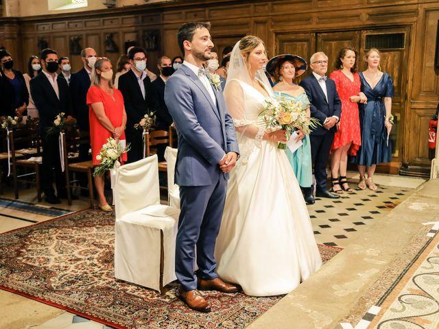 Le mariage de Nicolas et Camille à Saint-Léger-en-Yvelines, Yvelines 84