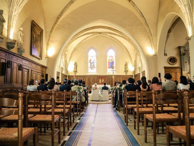 Le mariage de Nicolas et Camille à Saint-Léger-en-Yvelines, Yvelines 88
