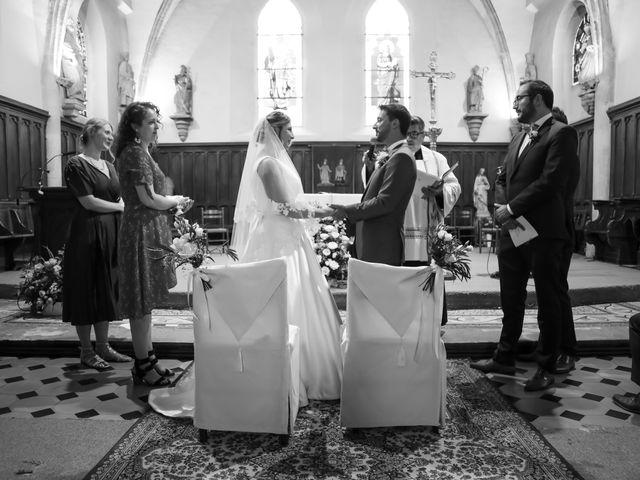 Le mariage de Nicolas et Camille à Saint-Léger-en-Yvelines, Yvelines 92
