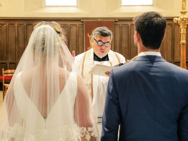 Le mariage de Nicolas et Camille à Saint-Léger-en-Yvelines, Yvelines 97