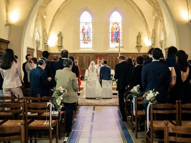 Le mariage de Nicolas et Camille à Saint-Léger-en-Yvelines, Yvelines 98