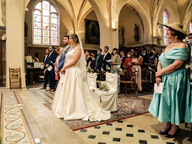 Le mariage de Nicolas et Camille à Saint-Léger-en-Yvelines, Yvelines 100