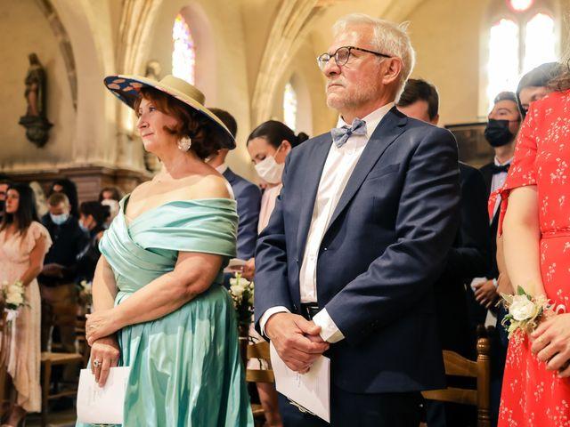 Le mariage de Nicolas et Camille à Saint-Léger-en-Yvelines, Yvelines 101