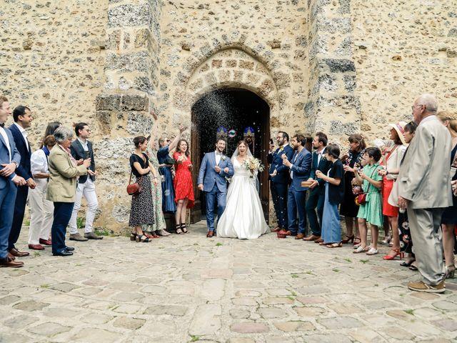 Le mariage de Nicolas et Camille à Saint-Léger-en-Yvelines, Yvelines 104