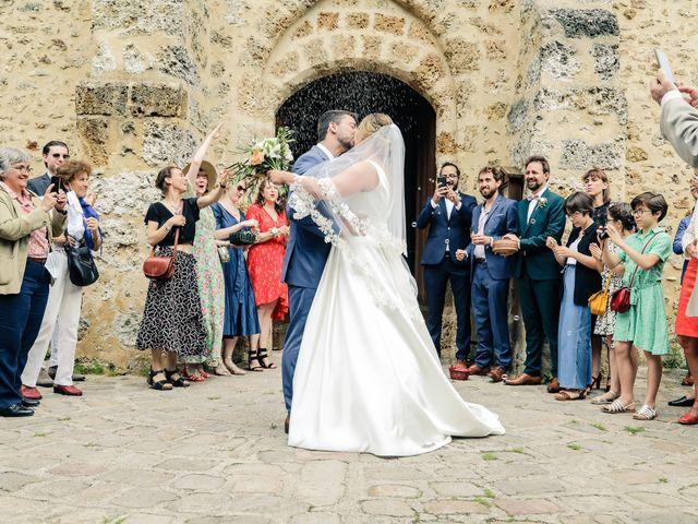 Le mariage de Nicolas et Camille à Saint-Léger-en-Yvelines, Yvelines 106
