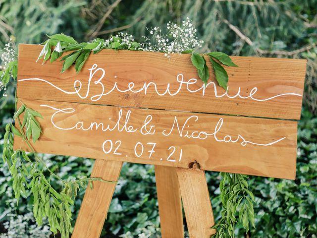 Le mariage de Nicolas et Camille à Saint-Léger-en-Yvelines, Yvelines 108