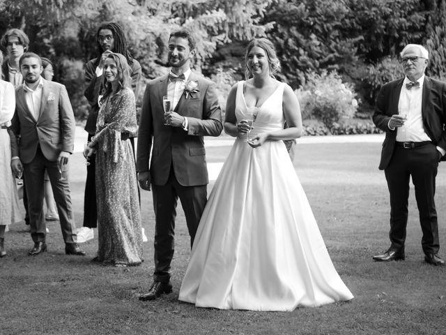 Le mariage de Nicolas et Camille à Saint-Léger-en-Yvelines, Yvelines 123