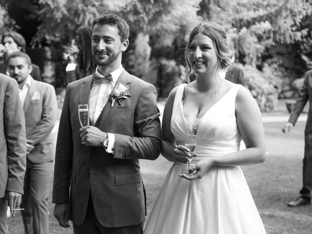 Le mariage de Nicolas et Camille à Saint-Léger-en-Yvelines, Yvelines 126