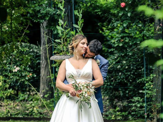 Le mariage de Nicolas et Camille à Saint-Léger-en-Yvelines, Yvelines 142