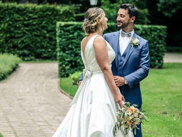 Le mariage de Nicolas et Camille à Saint-Léger-en-Yvelines, Yvelines 145