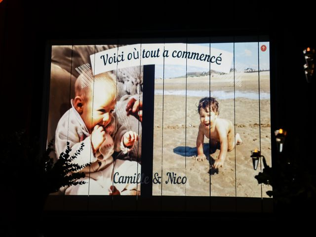 Le mariage de Nicolas et Camille à Saint-Léger-en-Yvelines, Yvelines 159