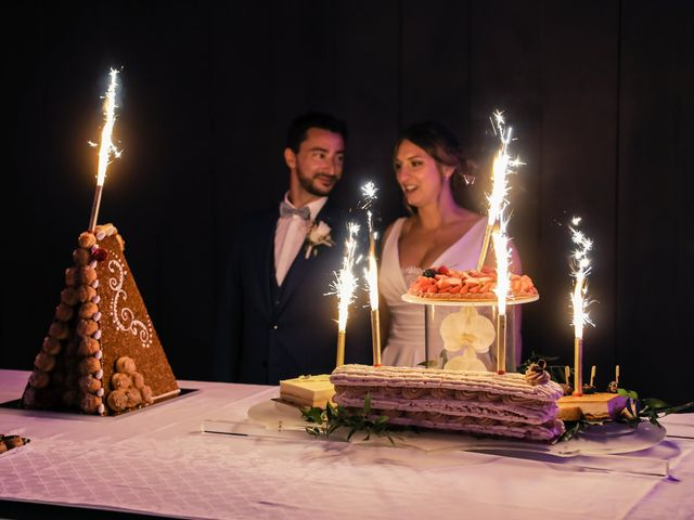 Le mariage de Nicolas et Camille à Saint-Léger-en-Yvelines, Yvelines 161