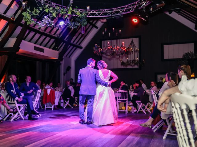 Le mariage de Nicolas et Camille à Saint-Léger-en-Yvelines, Yvelines 170