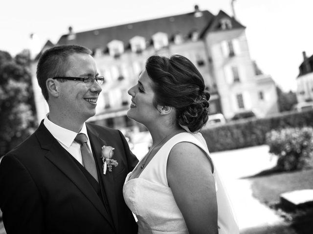 Le mariage de Heleni et Mathieu
