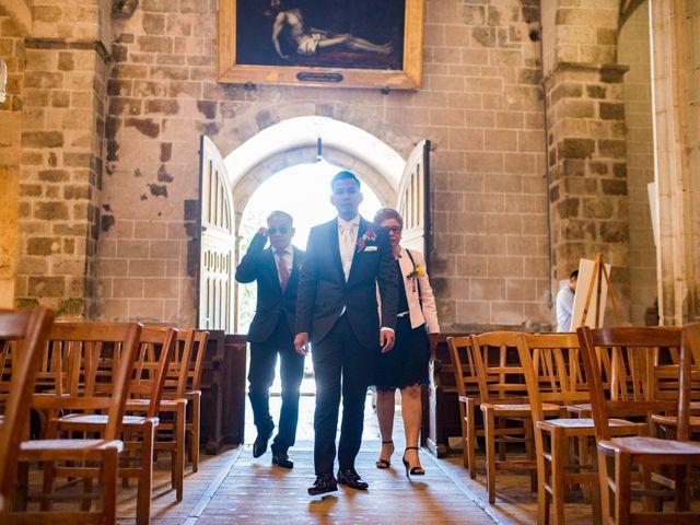 Le mariage de Nicolas et Anais à Lorris, Loiret 4