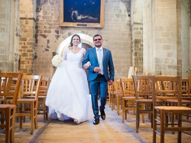 Le mariage de Nicolas et Anais à Lorris, Loiret 6